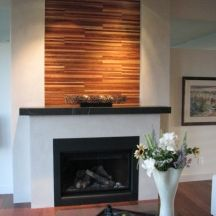 Brazilian Soapstone Mantle - Kelowna, Skylands