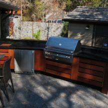 Hamel Outdoor Kitchen