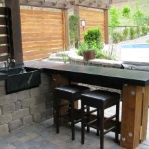 Outdoor Kitchen - Wilden, Kelowna